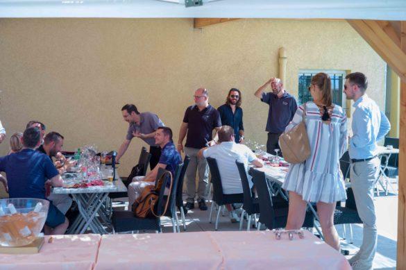 Reportage BBQ BNI Metz Mirabelle